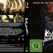 Kong Skull Island (2017) R2 German Custom Blu-Ray Covers & Label