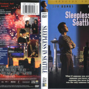 Sleepless In Seattle (1993) R1 DVD Cover & Label