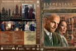Elementary – Season 5 (2016-2017) R1 Custom Cover & Labels