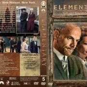 Elementary – Season 5 (2016-2017) R1 Custom Cover & Labels