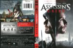 Assassin's Creed (2017) R1 DVD Cover