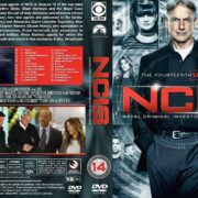 NCIS - Season 14 (2017) R1 Custom Covers & Labels