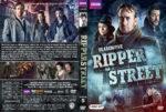 Ripper Street – Season 5 (2017) R1 Custom Cover & Labels