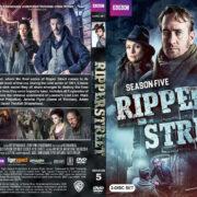 Ripper Street - Season 5 (2017) R1 Custom Cover & Labels