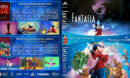 Fantasia Double Feature (1940-1999) R1 Custom Blu-Ray Cover