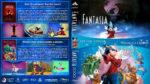 Fantasia Double Feature (1940-1999) R1 Custom Blu-Ray Cover