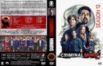 Criminal Minds – Season 12 (2017) R1 Custom Covers & Labels