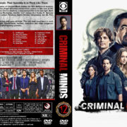 Criminal Minds – Season 12 (2017) R1 Custom Covers & Labels