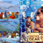 Brother Bear Double Feature (2003-2006) R1 Custom Blu-Ray Cover V2