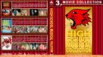 High School Musical Triple Feature (2006-2008) R1 Custom Blu-Ray Cover