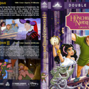 The Hunchback of Notre Dame Collection (1996-2002) R1 Custom Blu-Ray Cover
