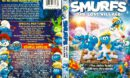 Smurfs The Lost Village (2017) R1 DVD Cover