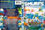Smurfs The Lost Village (2017) R1 DVD Cover