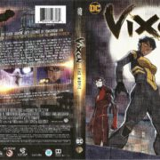 Vixen The Movie (2017) R1 DVD Cover
