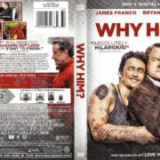 Why Him (2017) R1 DVD Cover