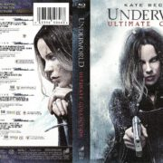 Underworld (Ultimate Collection) (2017) R1 Blu-ray Cover & Labels