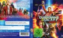 Guardians of the Galaxy Vol. 2 (2017) R2 German Blu-ray Cover