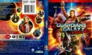 Guardians of the Galaxy Vol. 2 (2017) R1 Blu-ray Cover
