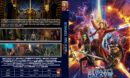 Guardians of the Galaxy Vol. 2 (2017) R2 Custom Czech DVD Cover