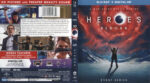 Heroes Reborn: Event Series (2016) R1 Blu-Ray Cover & Labels