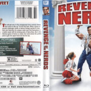 Revenge Of The Nerds (1984) R1 Blu-Ray Cover & Label