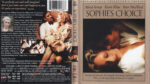Sophie's Choice (1983) R1 Blu-Ray Cover & Labels
