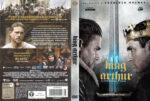 King Arthur – Il Potere Della Spada (2017) R2 Italian DVD Cover