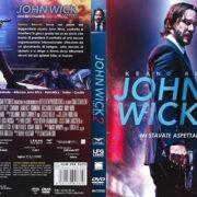 John Wick Capitolo 2 (2017) R2 Italian DVD Cover