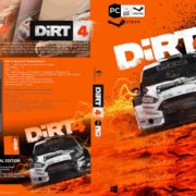 Dirt 4 (2017) Custom PC Cover