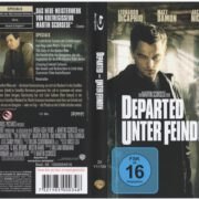 Departed (2006) R2 German Blu-Ray Cover