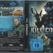 Kill Command (2016) R2 German Blu-Ray Cover