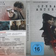 Operation Anthropoid (2017) R2 German Blu-Ray Cover
