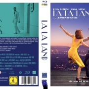 La La Land (2017) R2 German Custom Blu-Ray Covers