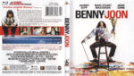Benny & Joon (1993) R1 Blu-Ray Cover & label