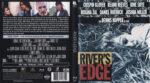 River's Edge (1987) R1 Blu-Ray Cover & Label