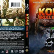 Kong Skull Island (2017) R1 Blu-Ray Cover