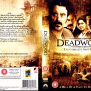 DeadWood Season 1, 2, 3 (2004-2006) R2 Custom Covers & Labels