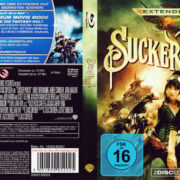 Sucker Punch (2011) R2 German Blu-Ray Covers & Labels