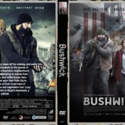 Bushwick (2017) R0 Custom Cover & Labels