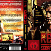Red Scorpion (1989) R2 German Blu-Ray Covers