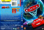 Cars 2 (2011) R1 DVD Cover