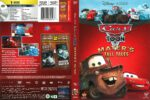 Cars Toon: Mater's Tall Tales (2010) R1 DVD Cover