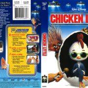Chicken Little (2006) R1 DVD Cover