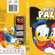 Classic Cartoon Favorites: Best Pals Donald & Daisy (2006) R1 DVD Cover