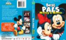 Classic Cartoon Favorites: Best Pals Mickey & Minnie (2006) R1 DVD Cover