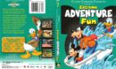 Classic Cartoon Favorites: Extreme Adventure Fun (2005) R1 DVD Cover