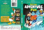 Classic Cartoon Favorites: Extreme Adventure Fun (2005) R1 DVD Cover