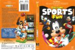 Classic Cartoon Favorites: Extreme Sports Fun (2005) R1 DVD Cover