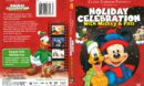 Classic Cartoon Favorites: Holiday Celebration with Mickey & Pals (2005) R1 DVD Cover