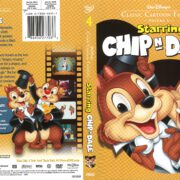Classic Cartoon Favorites: Starring Chip n Dale (2005) R1 DVD Cover